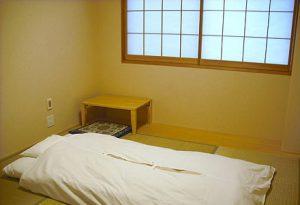臥褥(がじょく)部屋