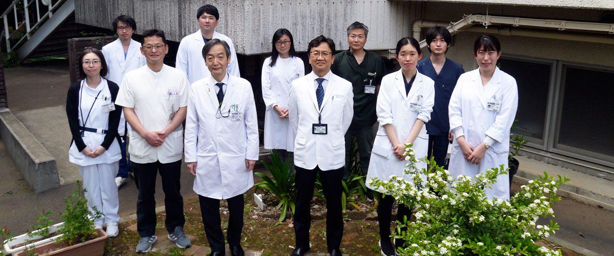 森田療法センタースタッフ集合写真